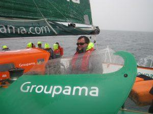 2012 – 7h de navigation sur Groupama 3