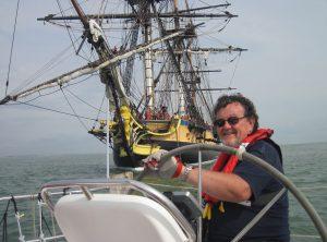 Premières vacances à bord, découverte de la plaisance – juillet 2016